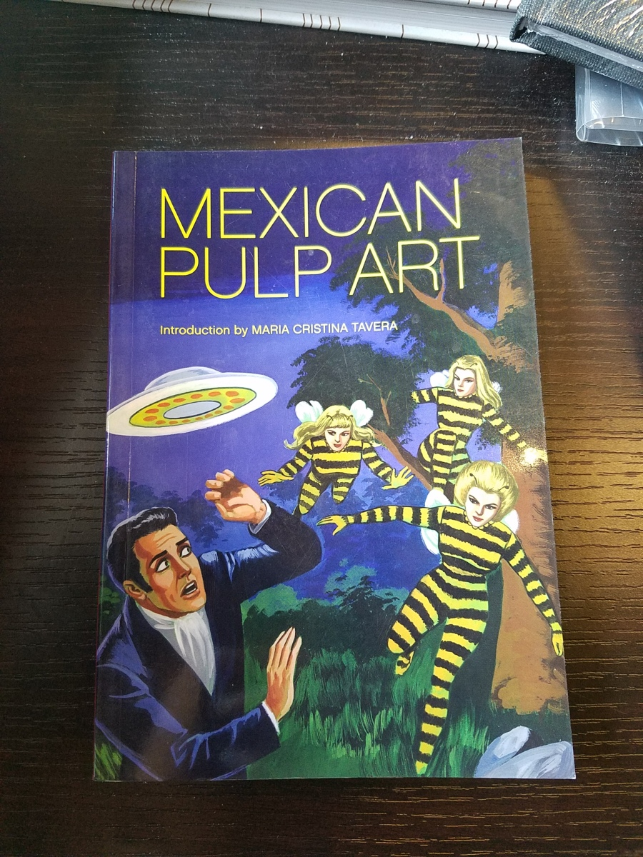 Mexican Pulp Art | Bookspotting