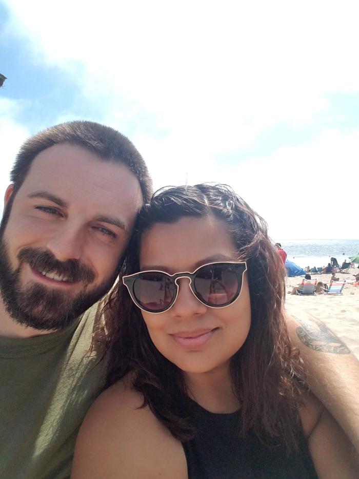 Carpinteria Selfie